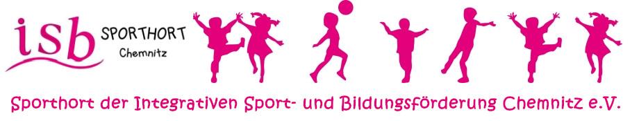Logo for ISB Sporthort Chemnitz