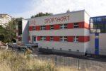 ISB Sporthort von außen